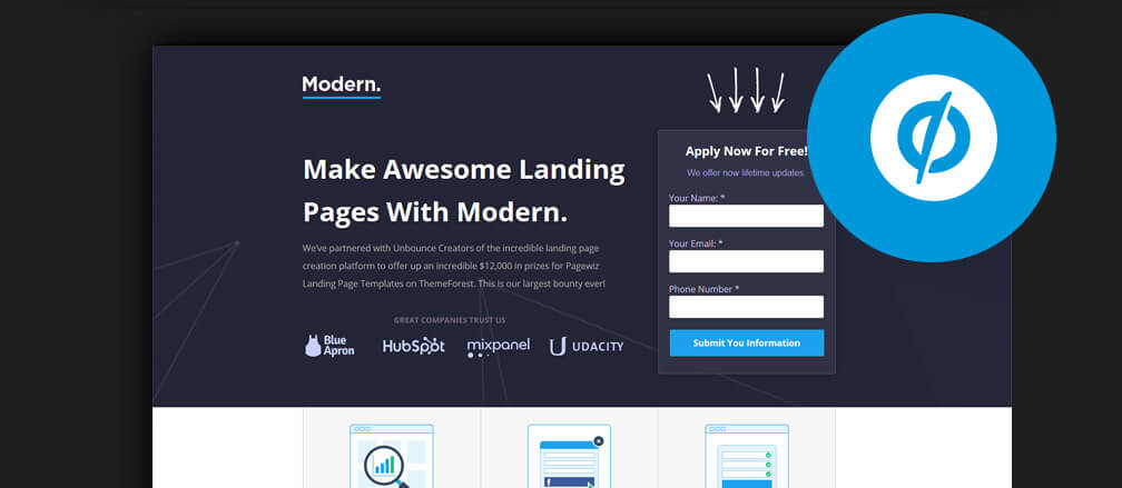 what is landing page